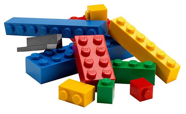TSM - Imagination + Involvement + LEGO bricks = mutual help