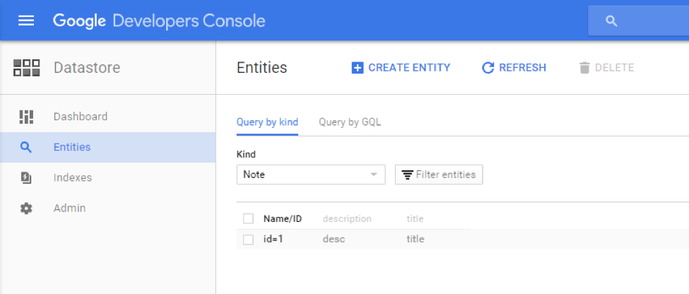 TSM - Building backend apps with Google App Engine, Google