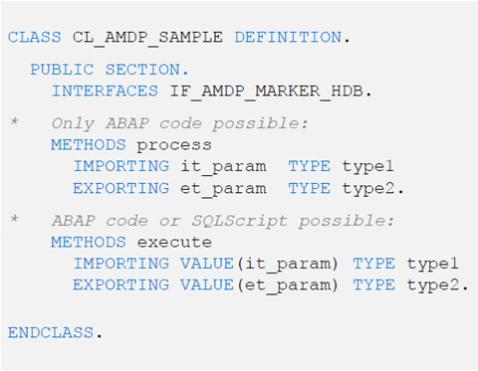 TSM - SAP HANA as a Platform